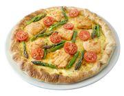 Pizza Aspargo