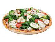 Pizza Veggie Love