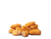 Bacon Cheese Nuggets + 1 Dip (9 Stück)