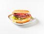 Deluxe-Baconburger