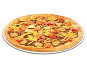 Pizza Cheeseburger, Piccola ca. 26cm