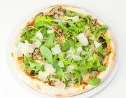 Pizza Norma - vegetarisch