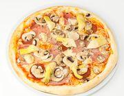 Pizza 4 Jahreszeiten