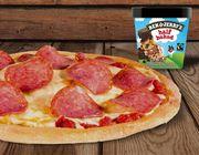 Ben & Jerry´s Kombo Pizza für zwei Personen