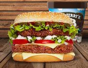 Ben & Jerry´s Kombo Burger für eine Person