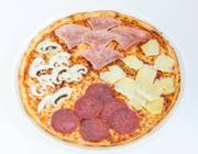 Pizza-Montag: Pizza 4 Seasons
