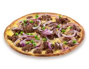 Pizza Onion and Beef