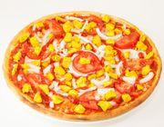 Pizza Maxi Chicken-Barbe
