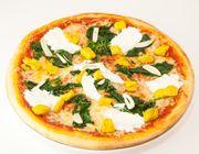 Pizza Maxi Crème Fraîche