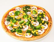 Pizza Maxi Vegetarisch