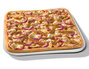 Pizza Santorin, 4-Ecken-Pizza