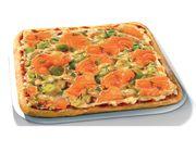 Pizza Winterzauber 4-Ecken 26x26cm