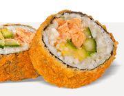 Sushi-Dienstag: Yoko Roll Lachs, 4 Stück