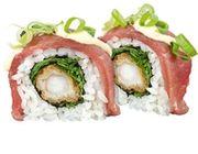 Sushi-Dienstag: Surf & Turf Roll, 8 Stück