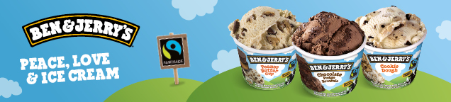 Ben & jerry Ice
