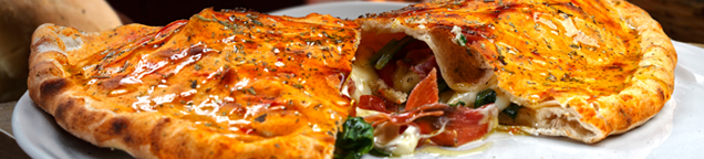 Calzone Double Decker