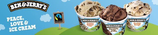 Ben & Jerry's - 500 ml