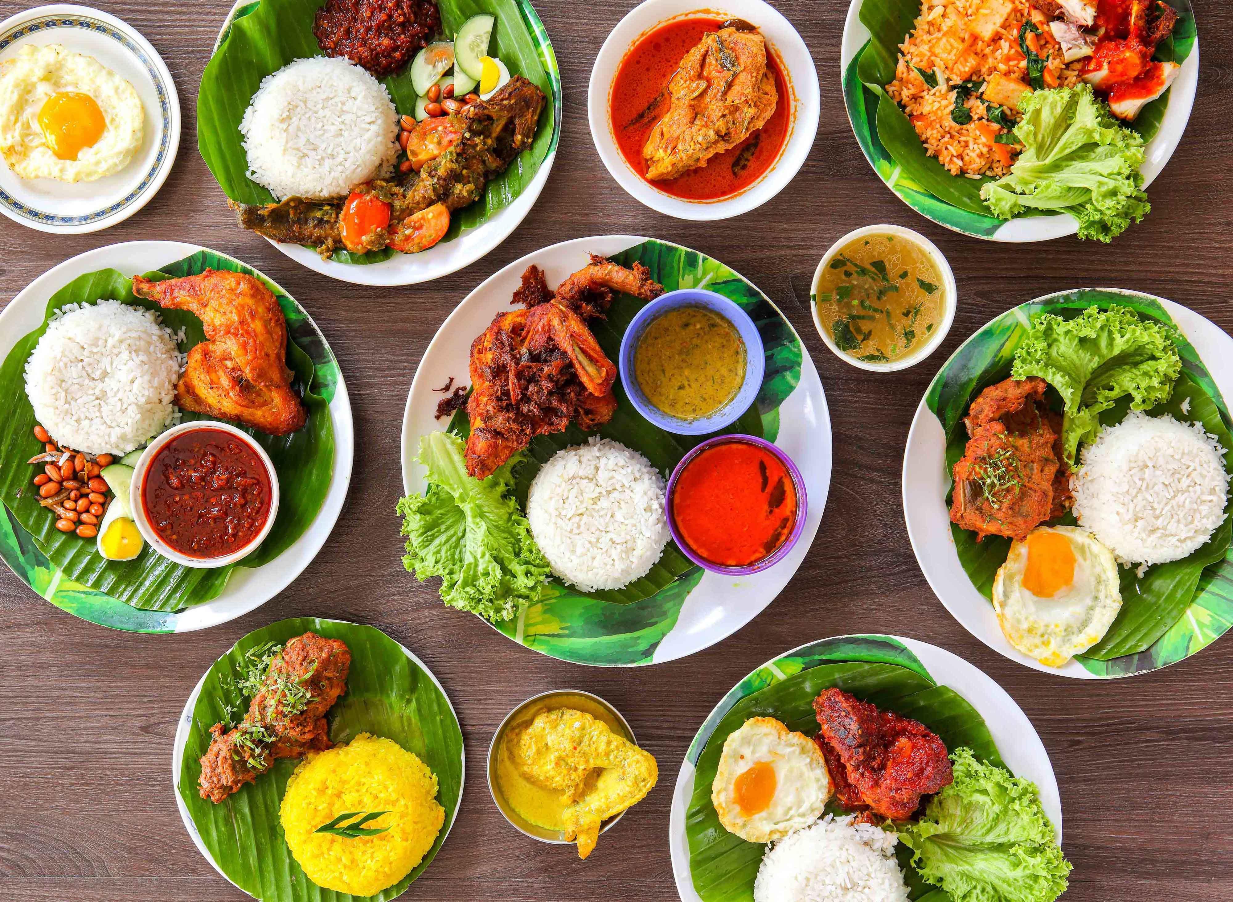 Kak Yati Nasi Kukus Menu In Petaling Jaya Food Delivery In Petaling Jaya Foodpanda