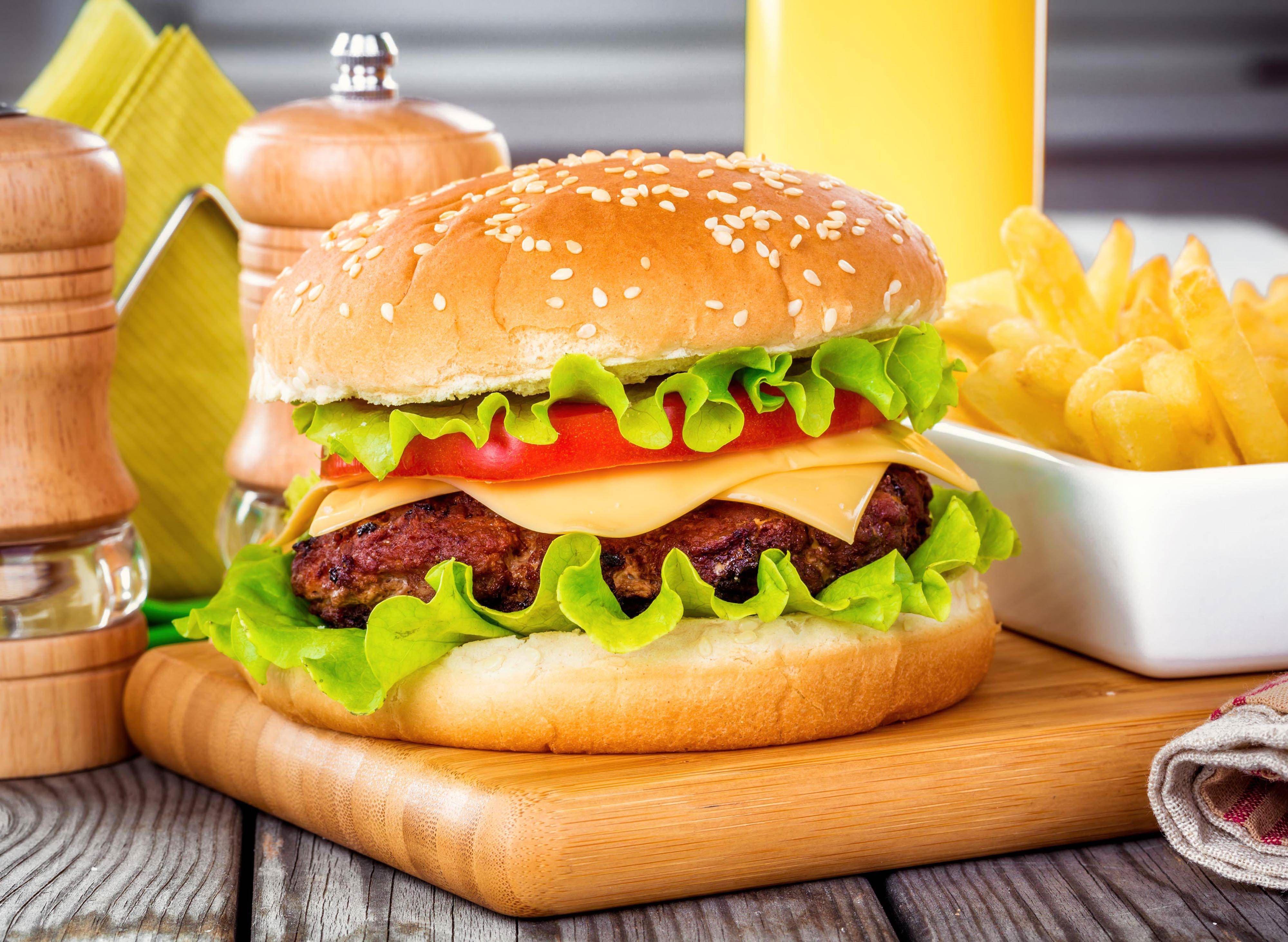 Burger Levering Oslo