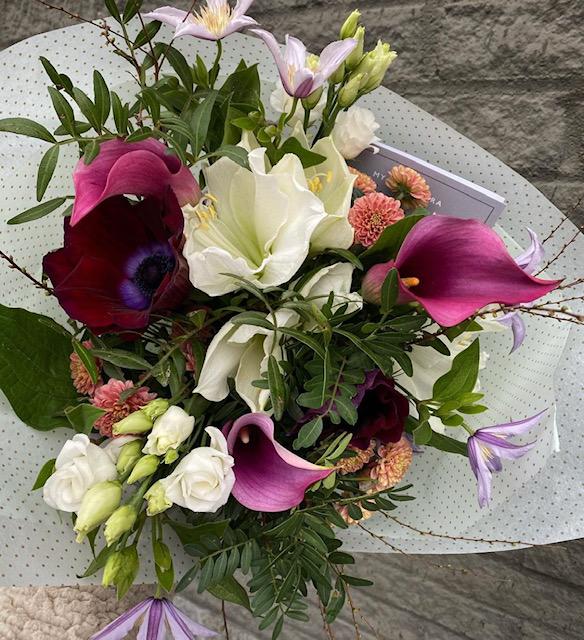 Blomsteraffär Fruängen
