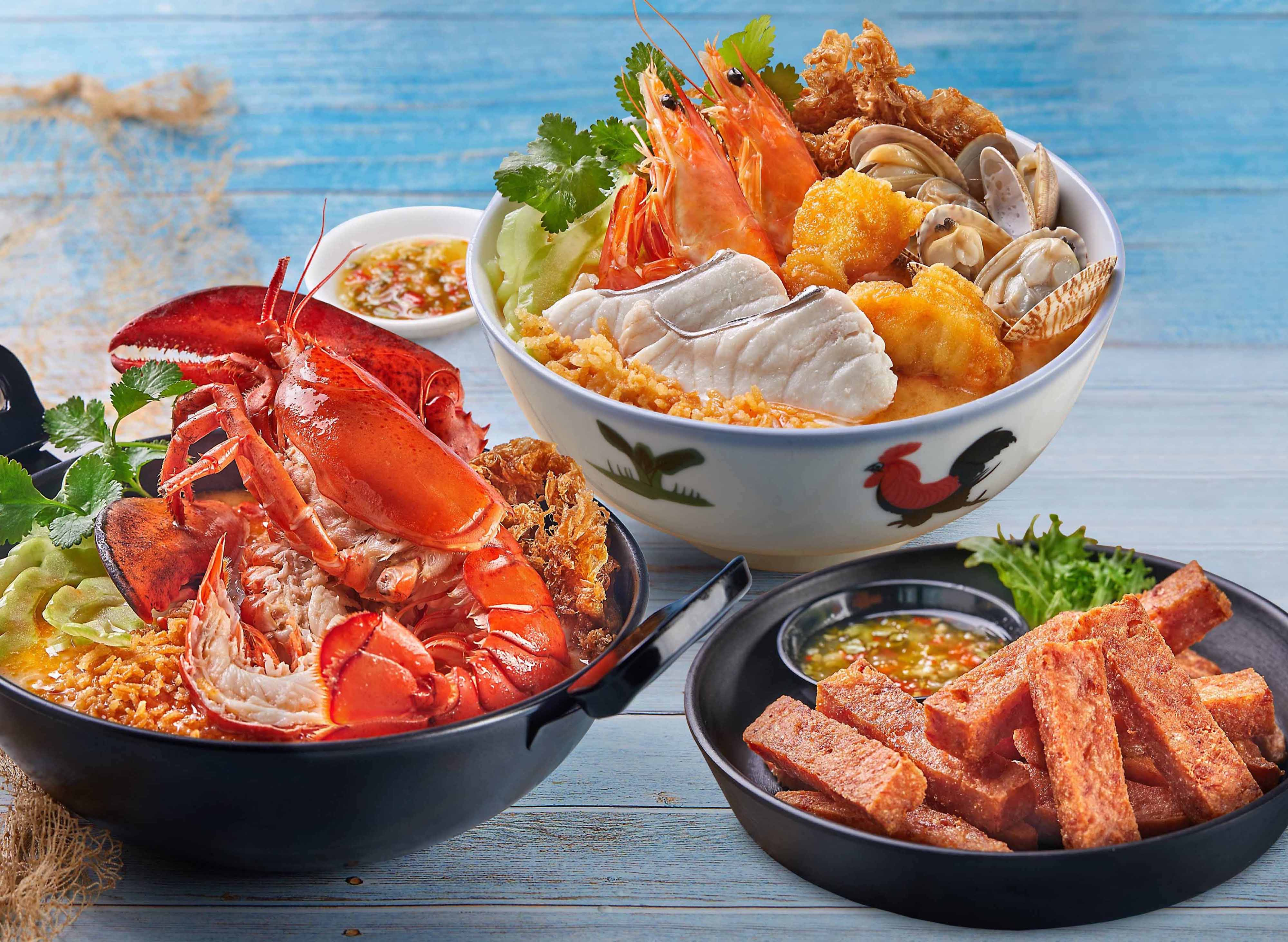 San Pin Pao Fan Ang Mo Kio delivery near you in Singapore ...