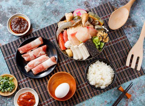 饌囍堂鱻盅鍋物大肚店