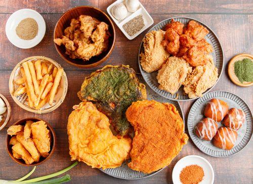 艋舺雞排饒河店
