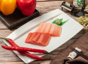 沙西米生魚片[純素]