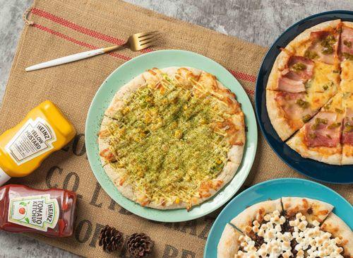 THE PIZZA 惹披薩 披薩吃到飽249/299-披薩吃到飽 團體聚會 包場餐廳 獨立場地空間包場 義式烤餅披薩 平價披薩 生日聚會 輔大美食 同學會 親子聚會 推薦餐廳