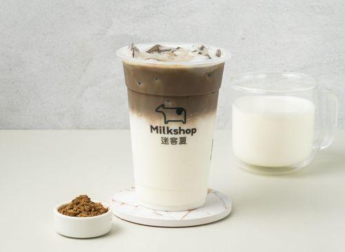 迷客夏milkshop 臺北南陽店