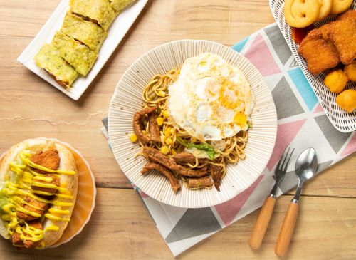 蔬愿(素食早午餐 炸物)