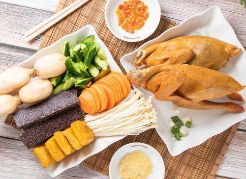 雞sir's 鹹水雞 萬青店