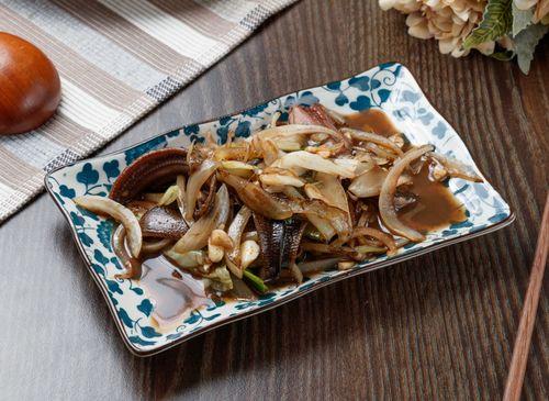 阿明炒鱔魚