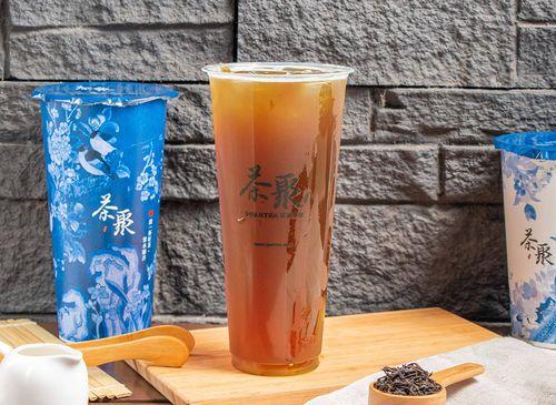茶聚CHAGE台北長安店_台北手搖飲料店外帶外送加盟推薦│在地美食飲料茶飲創業加盟