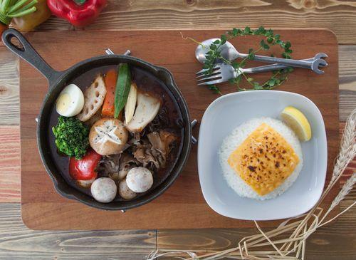 銀兔湯咖喱中山店