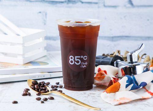 85度C咖啡蛋糕飲料麵包-苗栗通霄店
