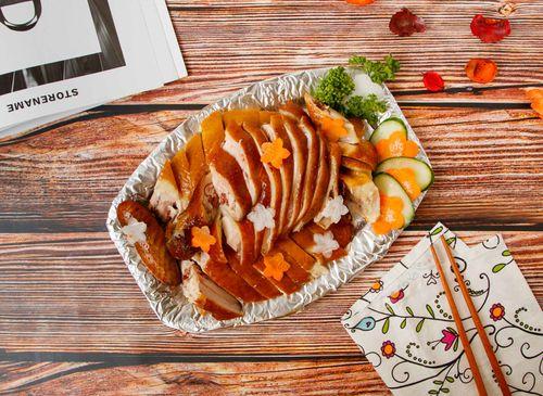 艋舺甘蔗雞店-萬華店