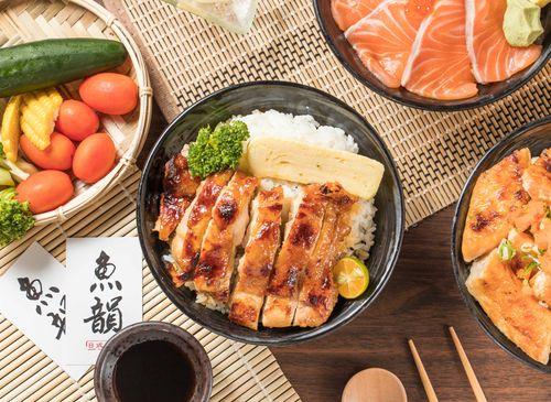 魚韻日式食堂