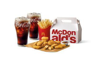 20塊麥克鷄塊分享餐 20 Pcs Chicken McNuggets Sharing Meal