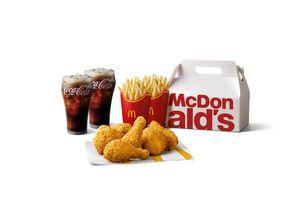 麥脆鷄腿分享餐 (原味) McCrispy Sharing Meal (Original Flavor)