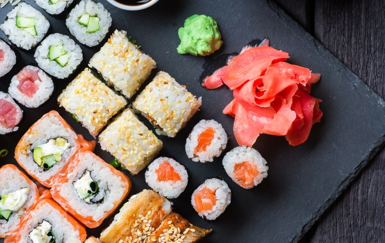 iiu Sushi Asia Food Berlin