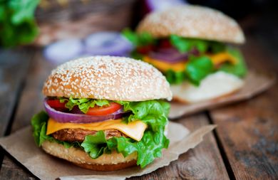 West Burger Berlin