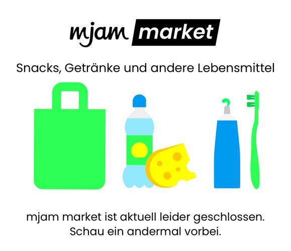 Mjam Market