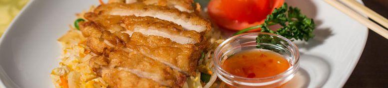 Reisgerichte - Donasia Restaurant & Lucky Box