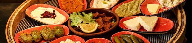 Orientalische Gerichte - Das 54er