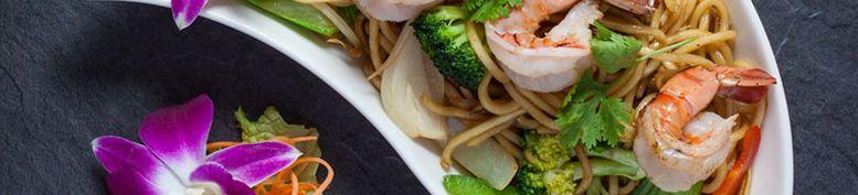Nudeln - Somkhit Cooks Thai