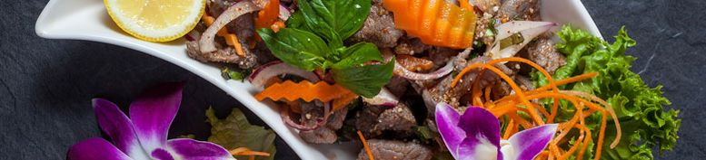 Salate - Somkhit Cooks Thai