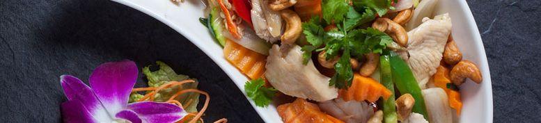 Wok Specials - Somkhit Cooks Thai