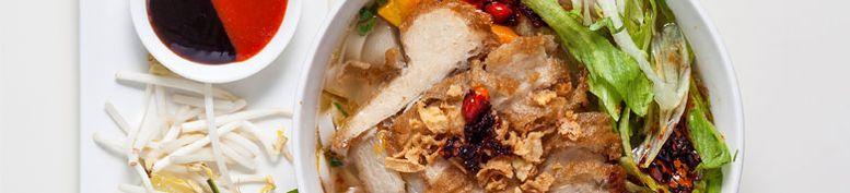Bun Bo Hue - Nudelsuppen (scharf) - Le Pho