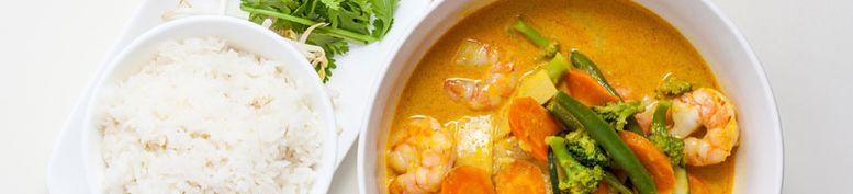 Cari - Gelbes Curry - Le Pho